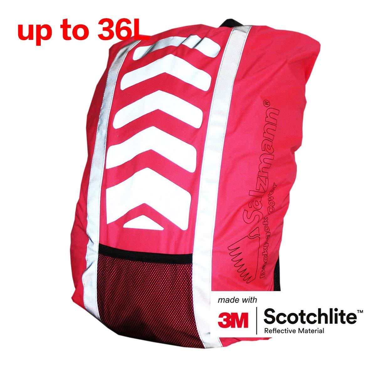 e9ea0c911798 Get Quotations · Salzmann 3M Reflective Backpack Cover