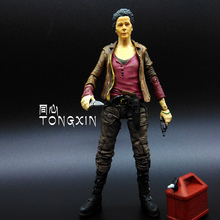 Limited 5 inch High Classic Toy the walking dead Carol McFarlane action figure Toys