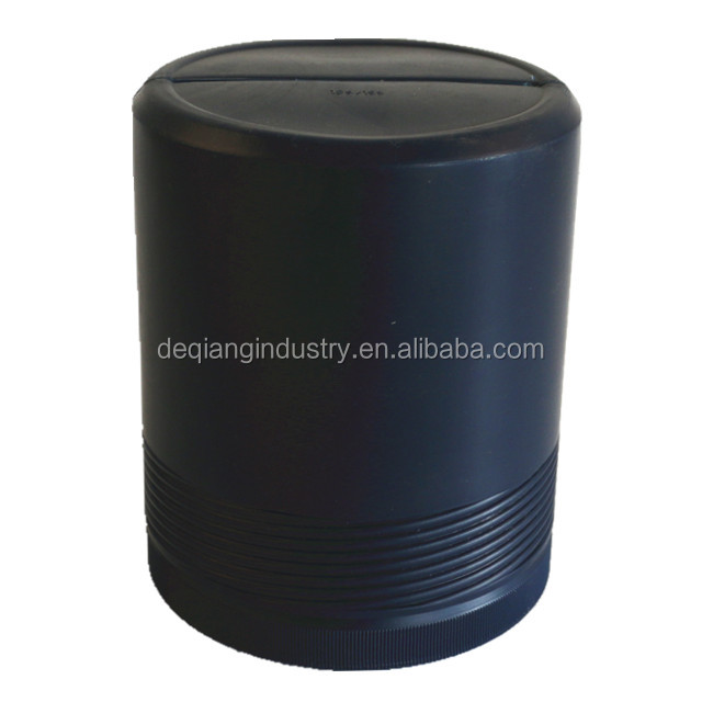 Plastic boxes for tools and hardware Circular Draw tool box for small parts 125mm*155mm