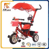 New model unique baby tricycle kids 3 wheel bicycle for child with cheap price