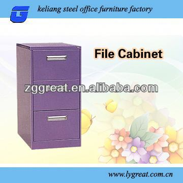 High end industrial metal cabinet drawer