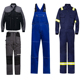 Poly Cotton Hi Vis Workwear Clothes High Visibility Construction work jacket