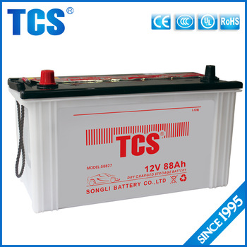 2016 Brand sealed lead acid maintenance free car battery 12v mf best brand car batteries auto parts