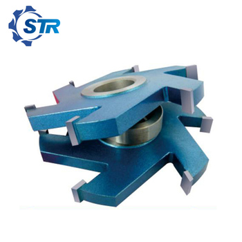 Y224 Shaper Cutter Head For four-side planer Shuttle tooth machine for Wood  Finger Joint, View shaper cutter head, STR Product Details from Xiamen