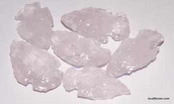Wholesale Rose Quartz Crystal Arrowheads Native American Arrowhead ...