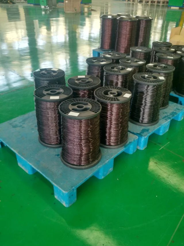 Top Quality Polyester Wire Price Insulated Winding Copper Wire For QZ130