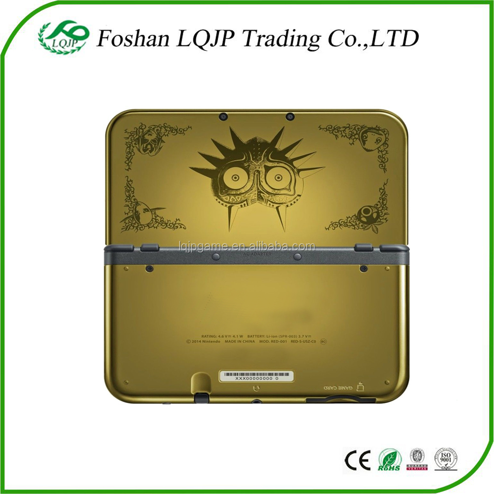 Full Housing Shell Case for New 3DS XL Zelda Majora's Mask Complete hard Case