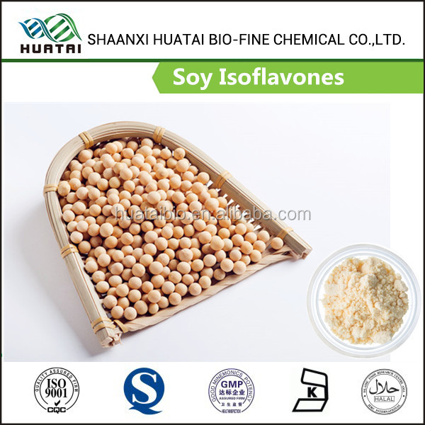 Natural Soybean Extract CatheRine Genistein powder
