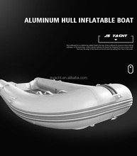 High Quality PVC Material RIB Rigid Hull Aluminum Bottom Inflatable Boats