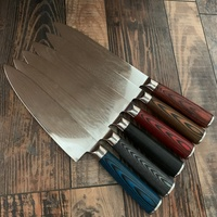 Factory Direct Supply Existing Low Price Chef knife Vg10 Damascus