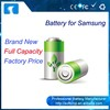 3.7V 1800mAh mobile phone battery EB575152LU for Samsung I9003 I9000 I917