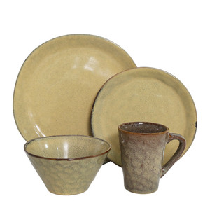 HG92-FY78-16B kitchen organization fancy hotel & restaurant crockery china ceramic dinnerware sets reactive glaze tableware