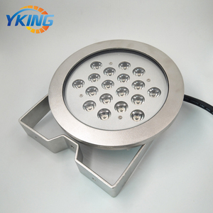 The multifunctional 20w high power led swimming pool light with price