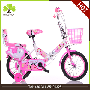 "Hot sale bicycle product 12"" children bike cheap mini cycle for girl kids lovely sports pink bike for baby"
