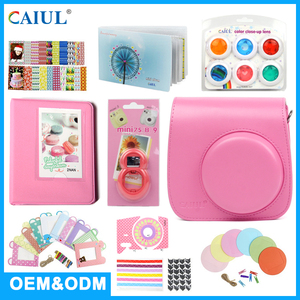 Cute Instant Camera Accessory Mini 9 Bundles Set For Girl