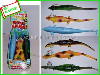 WACKY rubber PUZZLE eraser cute sea animals dolphin turtle ... |Sea Creature Erasers Toys