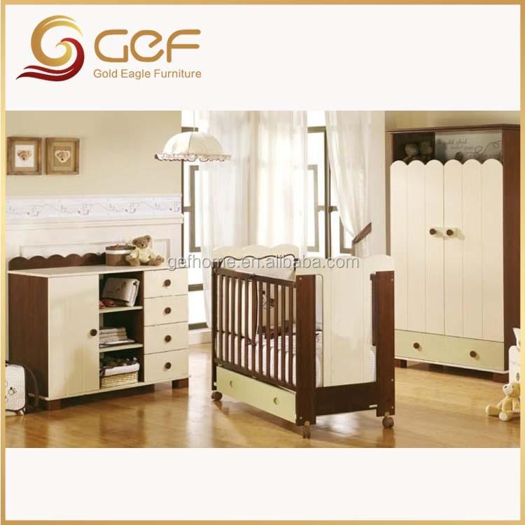 Cuna De Bebé Nursery Madera Muebles Del Bebé Gef-bb-153 - Buy ...
