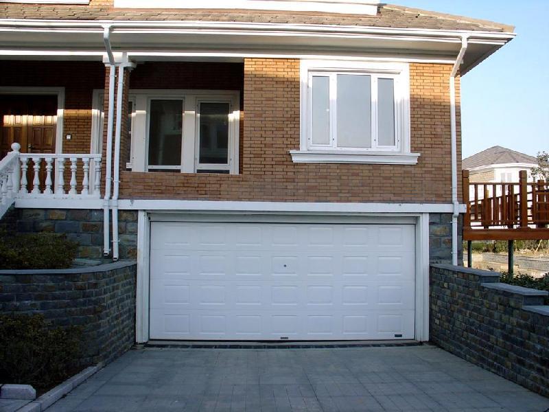 Sectional Garage Doors With Pedestrian Door Buy Sectional Garage
