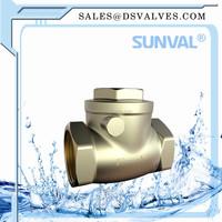 S4201 4 inch Brass Swing check Valve