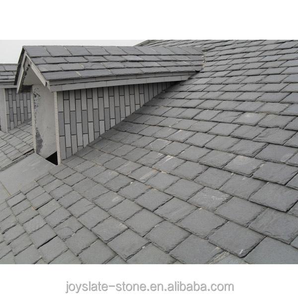 Natural Slate Roof Tile Ridge Cap