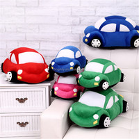 wholesale custom-made plush stuffed toy human car for kids