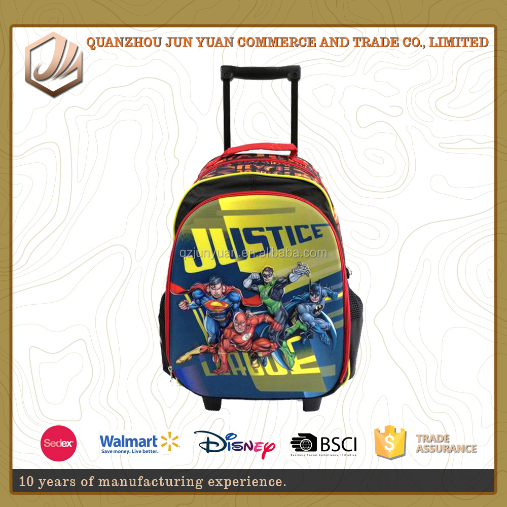 New Product Luggage Travel Bags School Trolley Bags With Wheels