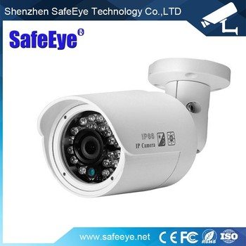 HD mini ip network camera IR 720p 960P 1080P bullet camara