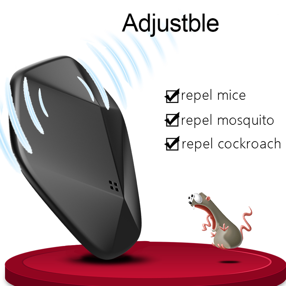 2020 NEWEXT Amazon Hot Selling electric mosquito repeller pest control machine Ultrasonic Pest Repeller