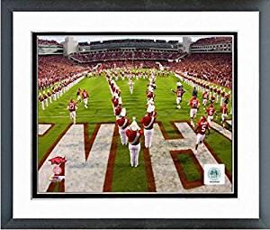 "Razorbacks Stadium Arkansas Razorbacks NCAA Photo (Size: 12.5"" x 15.5"") Framed"