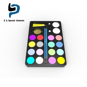 new 16 colors body paint pen face paint art set crayon for baby