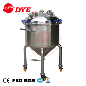 Wine making machine stainless steel tank conical fermenter for sale