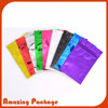 Aluminum foil packaging spice potpourri bag with zipper