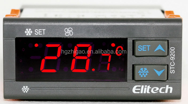 Hot Sell Digital Temperature Controller For Cold Storage STC-9200