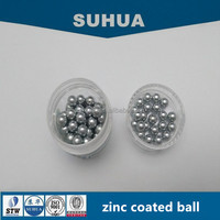 manufactured G100-G2000 1mm zinc coated aluminum ball for machinery industrial