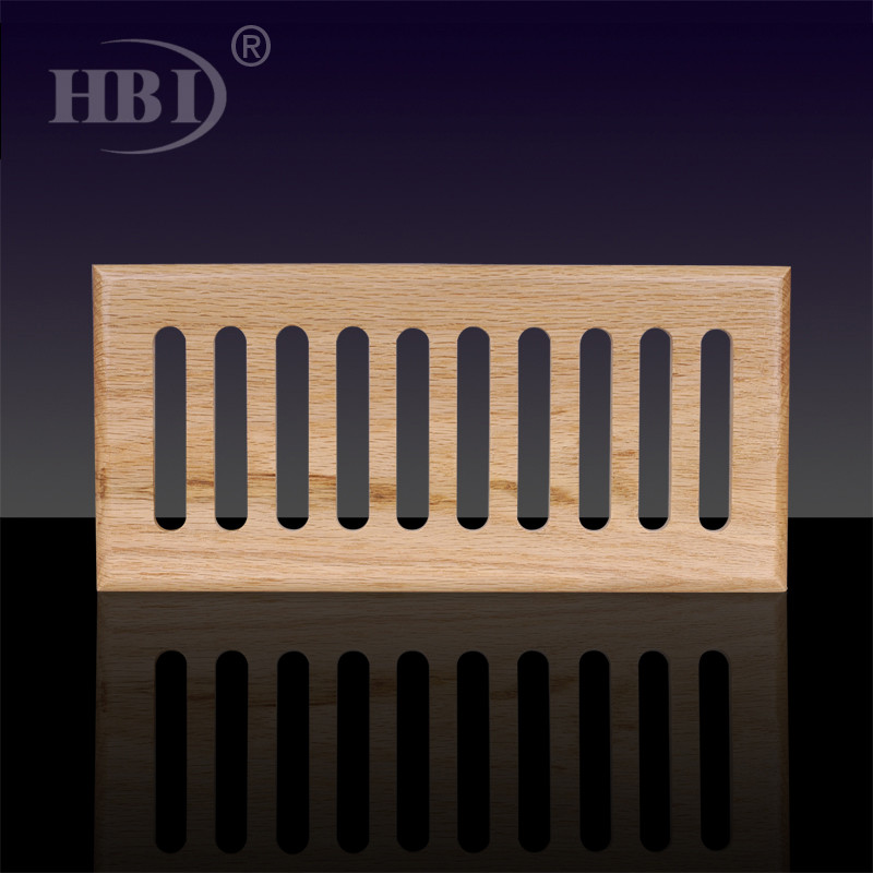 Grille Wooden Return Air Vent