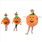 Kids Halloween Costumes Orange Color Costume