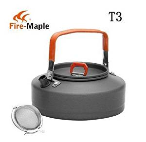 Fire Maple FMC-T3 Outdoor Camping Portable Kettle Teapot Filter coffee Kettle