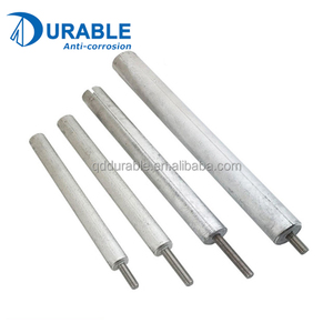 Cathodic Protection Casted Magnesium Anode Rod for Solar or Electric Water Heater and Water Tanks