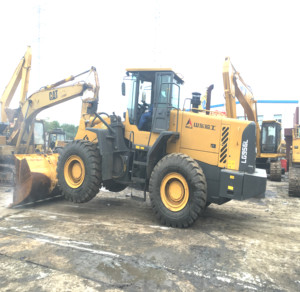 New Stocks For Used Wheel Loaders, (What App 0086-18321953847) Secondhand 5 ton 3 ton Cheap Price WA300 LG936 WA320 966H 966G Fo