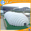 Camping inflatable clear tent, transparent tent, inflatable marquee for sale