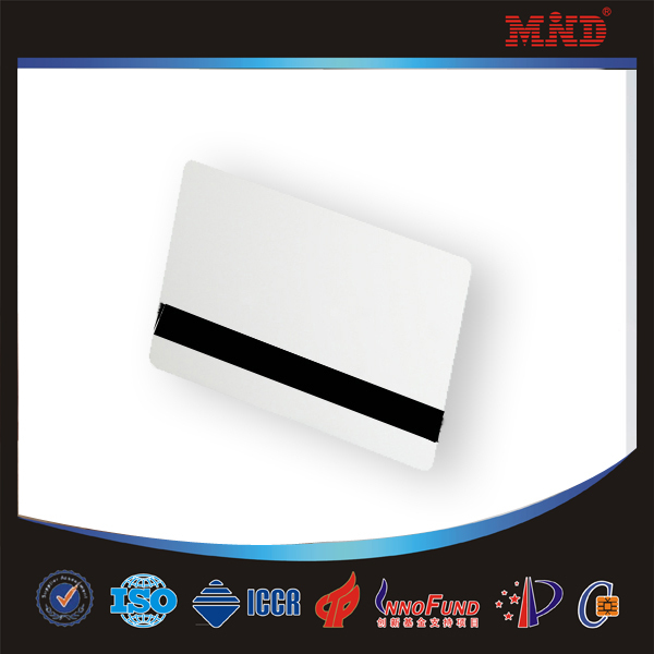 MDC164 High Quality PVC blank Magnetic Stripe Card