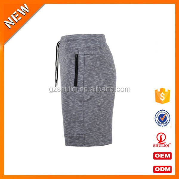 Modern design tech shorts gym compression shorts men running athletic shorts dri fit breathable material
