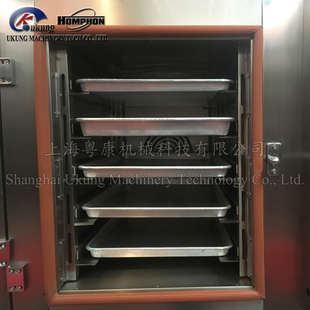 Commercial 5 Trays Gas/electric Combi Oven