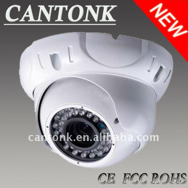 Focus 2.8-12mm varifocal lens Surveillance Camera