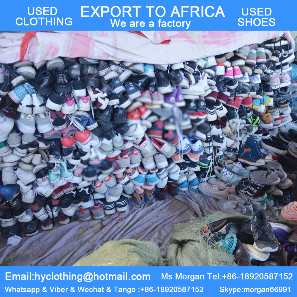 african market used shoes wholesale from usa