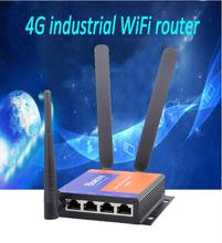3G Router with WiFi and 4 Ethernet Ports IOT Gateway LTE 4G Routers