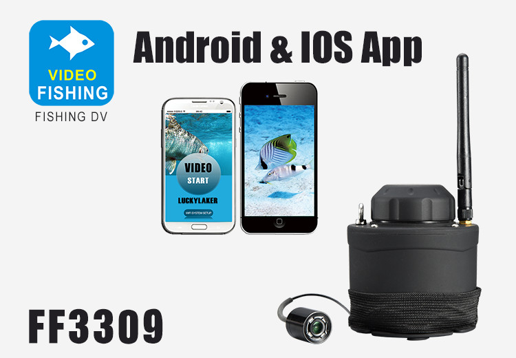 Lucky WIFI Underwater Camera FF3309, View Lucky WIFI Underwater Camera,  Lucky Product Details from Jinhua Lucky Et Manufacturer Co , Ltd  on