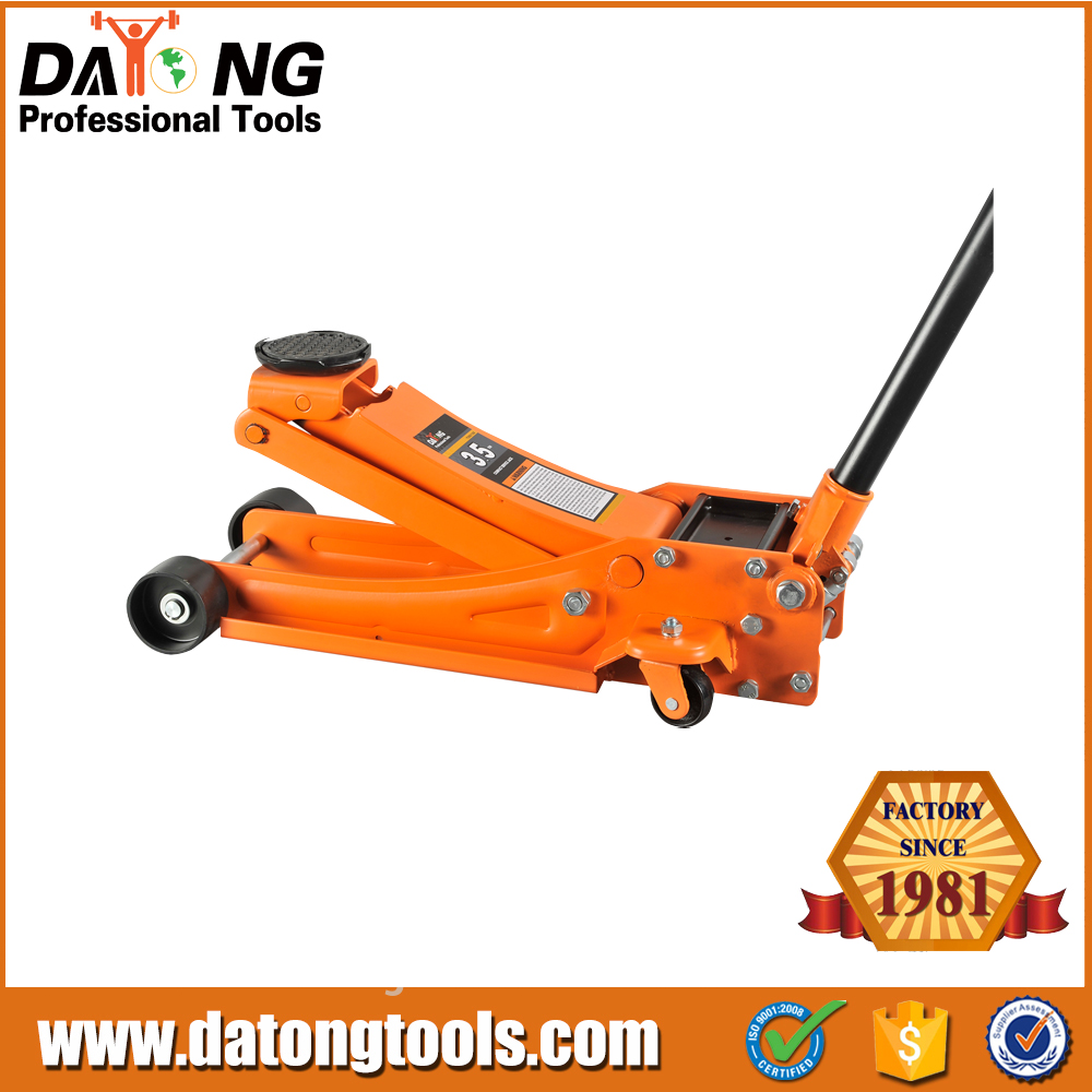 Best Price New truck Car 3.5T Professional Can Extendable Floor Jack
