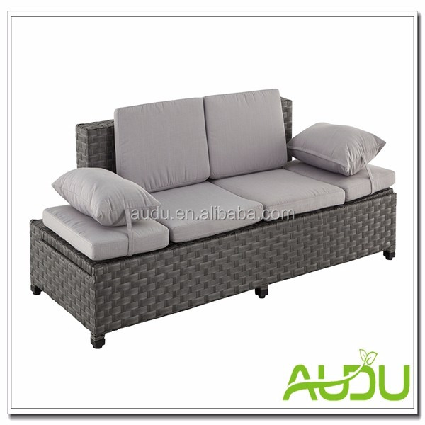 Audu Steel Melbourne Patio Furniture Wicker Furniture