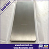 Tungsten sheet for magnetic shielding